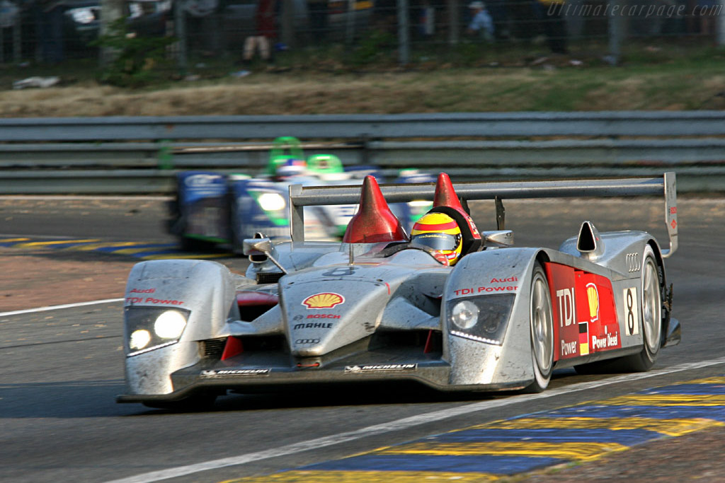 Rivals - Chassis: 102 - Entrant: Audi Sport Team Joest  - 2006 24 Hours of Le Mans