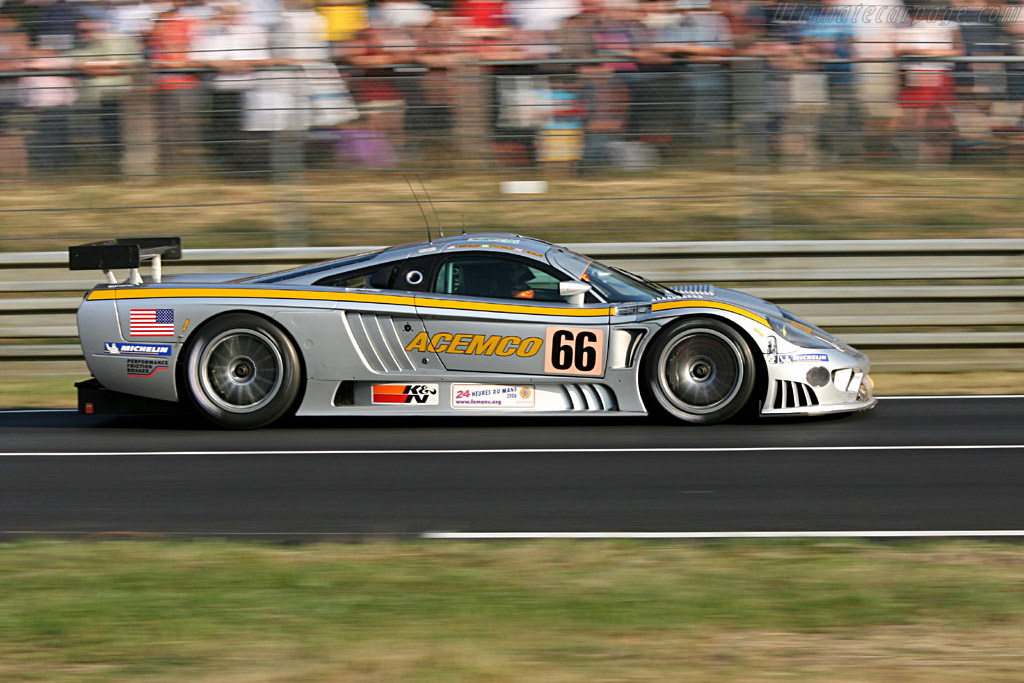 Saleen S7R - Chassis: 031R - Entrant: ACEMCO Motorsports  - 2006 24 Hours of Le Mans