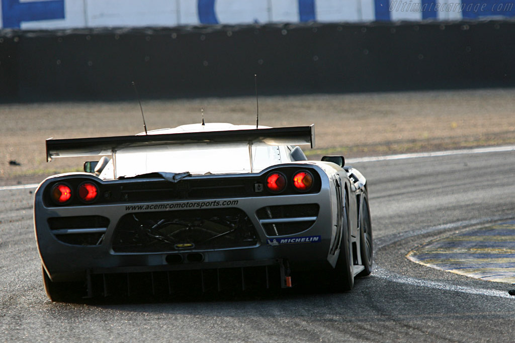 Slight understeer - Chassis: 031R - Entrant: ACEMCO Motorsports  - 2006 24 Hours of Le Mans