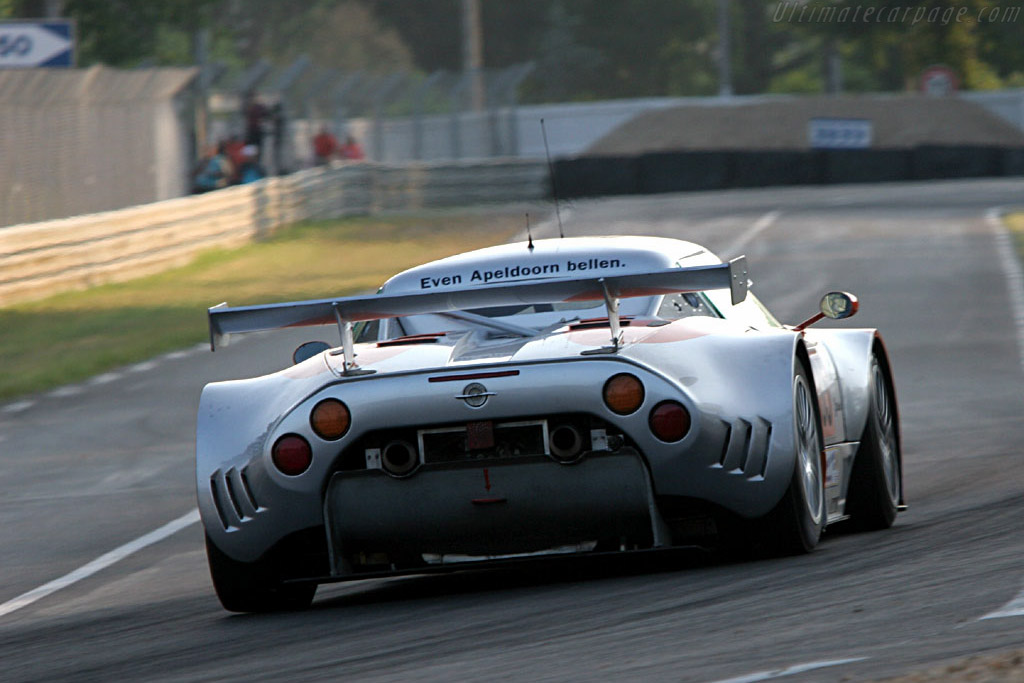 Spyker C8 Spyder GT2R - Chassis: XL9GB11H150363098 - Entrant: Spyker Squadron  - 2006 24 Hours of Le Mans