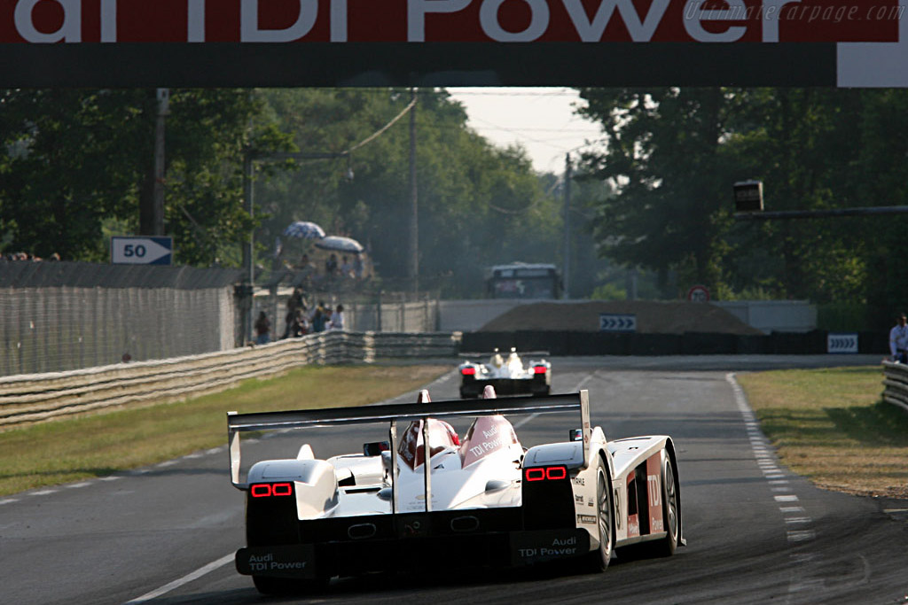 TDI Power - Chassis: 102 - Entrant: Audi Sport Team Joest  - 2006 24 Hours of Le Mans