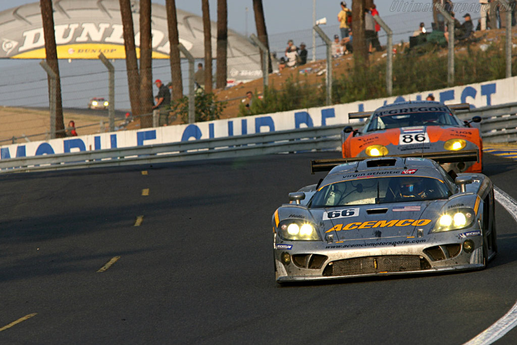 V8 friends - Chassis: 031R - Entrant: ACEMCO Motorsports  - 2006 24 Hours of Le Mans