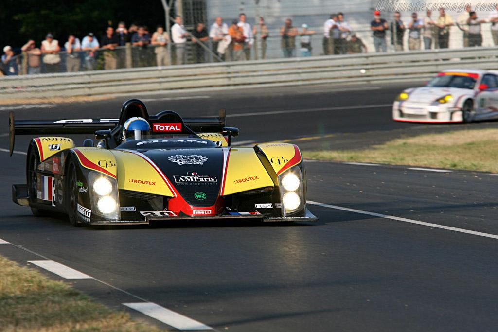 WR LMP - Chassis: 2003-01 - Entrant: Gerard Welter  - 2006 24 Hours of Le Mans