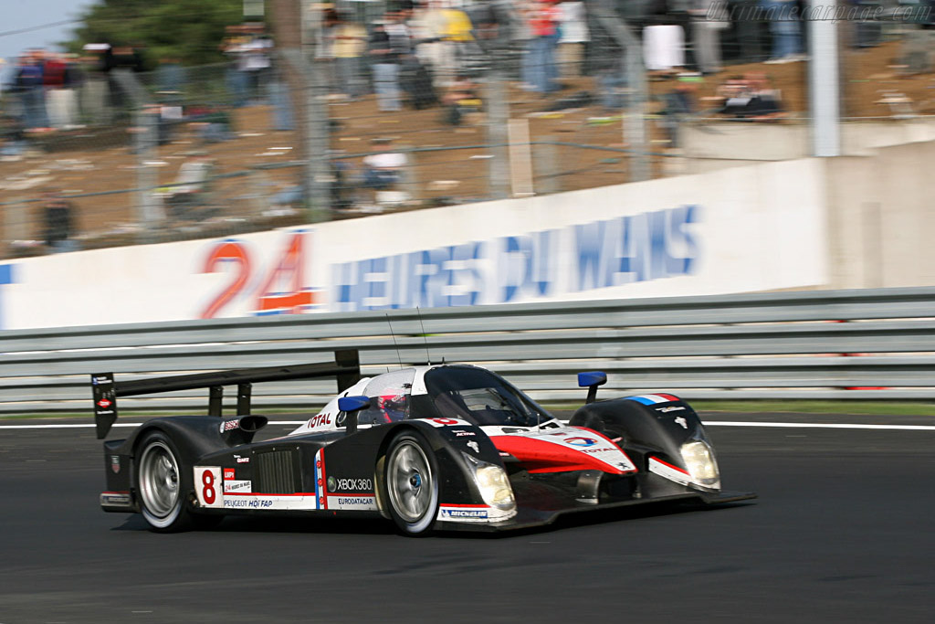 A startling debut for the V12 Coupe - Chassis: 908-03 - Entrant: Team Peugeot Total  - 2007 24 Hours of Le Mans
