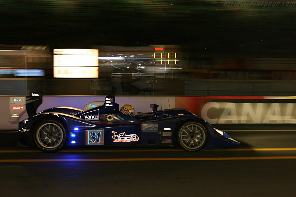 Bill Binnie already up to third - Chassis: B0540-HU02 - Entrant: Binnie Motorsports  - 2007 24 Hours of Le Mans