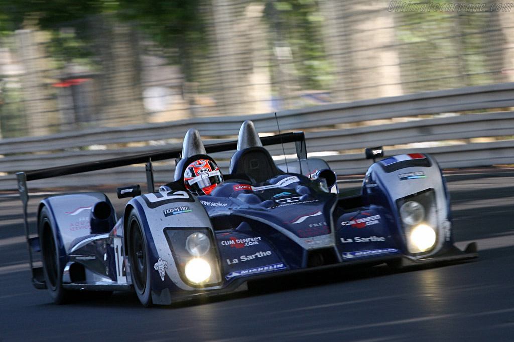 Courage still running - Chassis: LC70-3 - Entrant: Courage Competition  - 2007 24 Hours of Le Mans