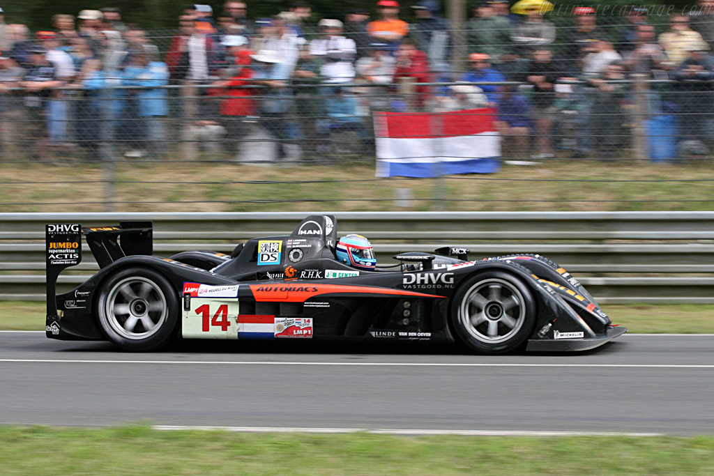 David Hart Racing for Holland - Chassis: S101.5-02 - Entrant: Racing for Holland - Driver: Jan Lammers / David Hart / Jeroen Bleekemolen  - 2007 24 Hours of Le Mans