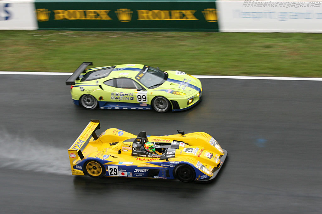 Dome S101.5 Mader - Chassis: S101.5-01 - Entrant: T2M Motorsport  - 2007 24 Hours of Le Mans