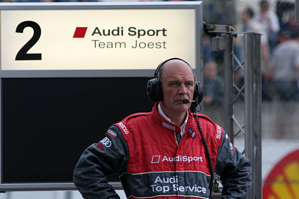 Dr Wolfgang Ulrich    - 2007 24 Hours of Le Mans