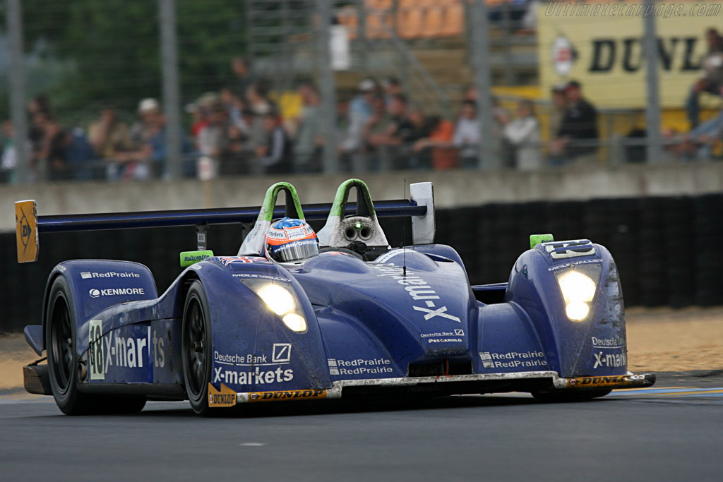 Fourth and second petrol - Chassis: 01-04 - Entrant: Rollcentre Racing  - 2007 24 Hours of Le Mans