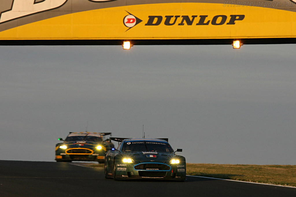 French and Italian Astons - Chassis: DBR9/3 - Entrant: AMR Larbre  - 2007 24 Hours of Le Mans