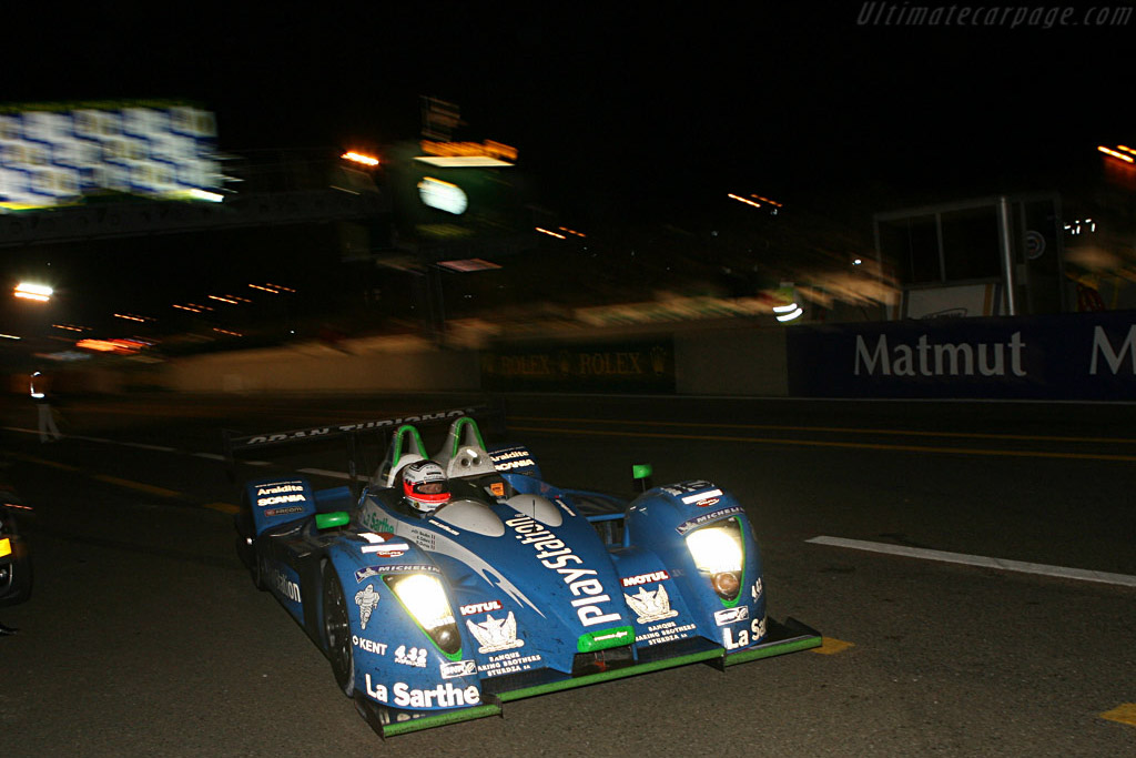 Incoming! - Chassis: 01-05 - Entrant: Pescarolo Sport  - 2007 24 Hours of Le Mans