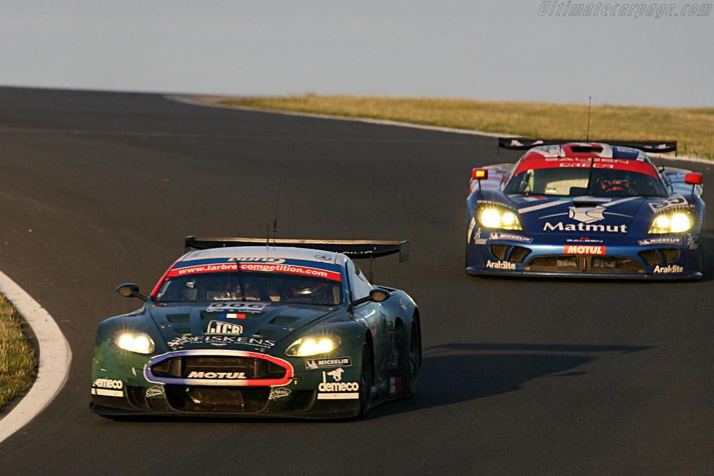 Le Mans Series regulars - Chassis: DBR9/1 - Entrant: AMR Larbre  - 2007 24 Hours of Le Mans