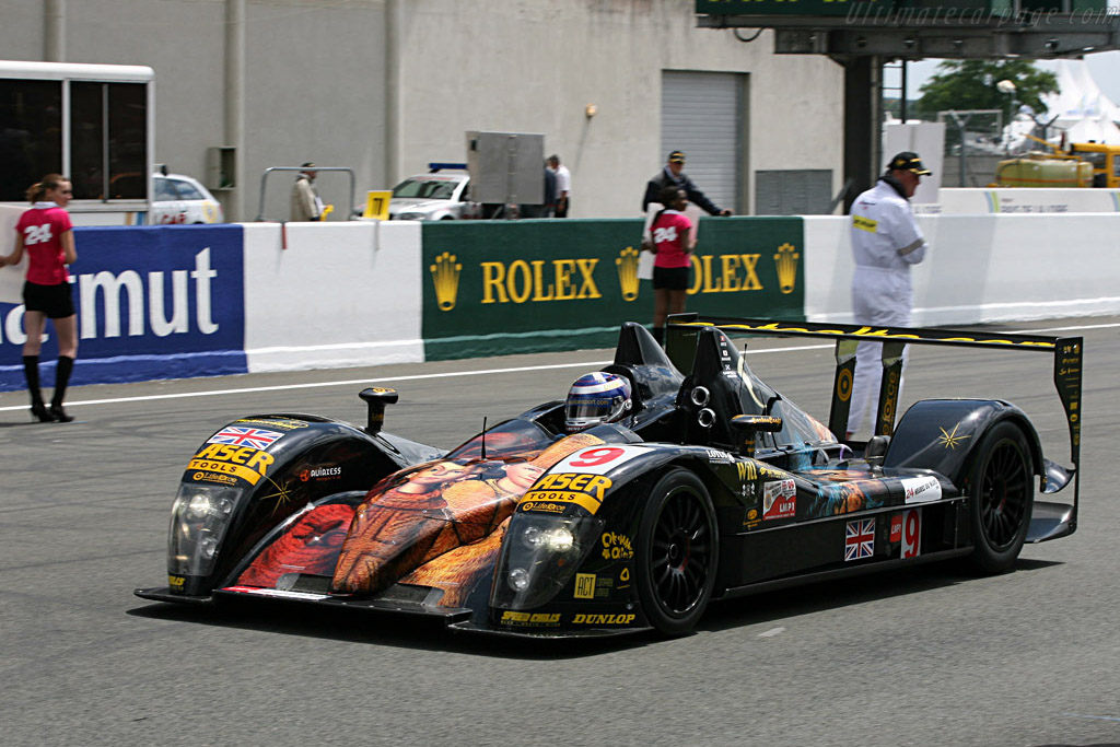 More Art - Chassis: CA7-001 - Entrant: Creation Autosportif  - 2007 24 Hours of Le Mans