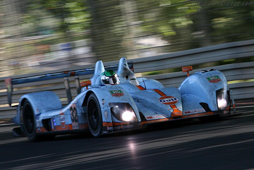 Ojjeh in the Barazi Zytek now - Chassis: 07S-01 - Entrant: Barazi Epsilon  - 2007 24 Hours of Le Mans