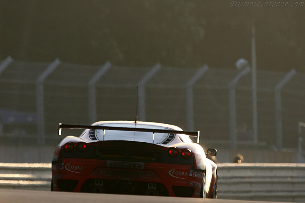 Over the hill - Chassis: 2418 - Entrant: Scuderia Ecosse  - 2007 24 Hours of Le Mans
