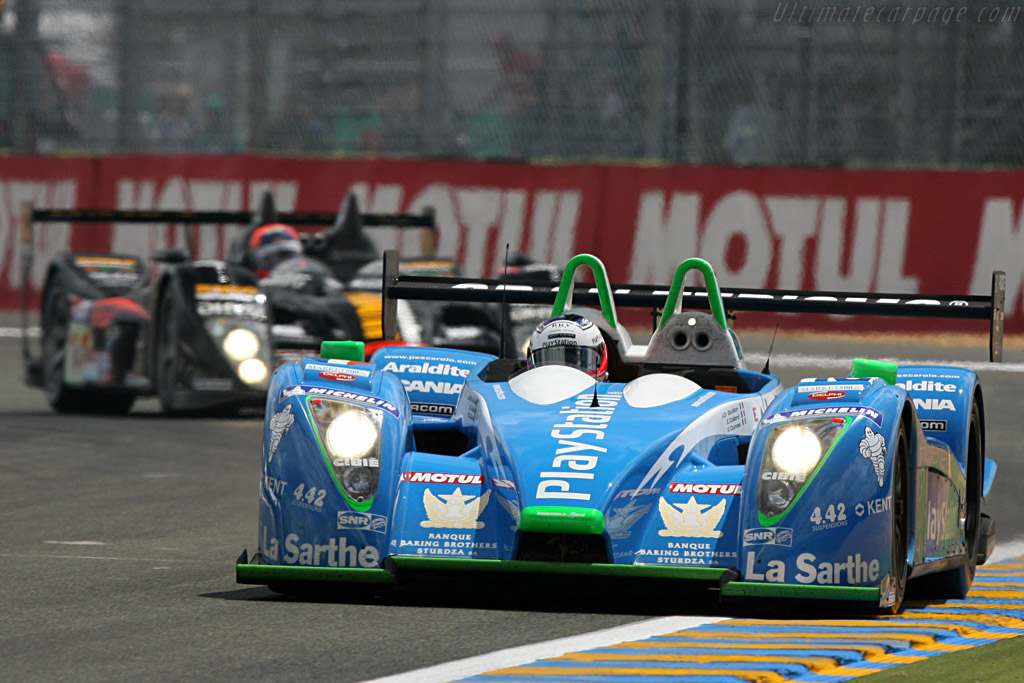 P1P leaders - Chassis: 01-05 - Entrant: Pescarolo Sport  - 2007 24 Hours of Le Mans