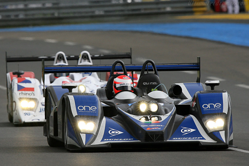 P2 and P1 Lolas - Chassis: B0540-HU01 - Entrant: Quifel ASM Team  - 2007 24 Hours of Le Mans