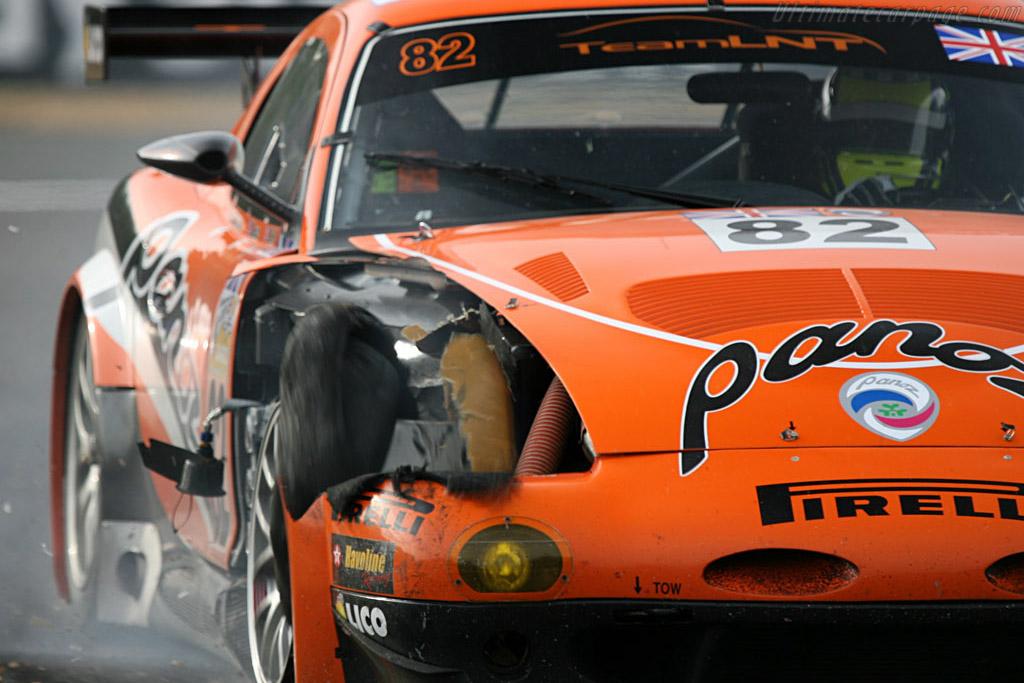 Panoz Esperante GTLM - Chassis: EGTLM 006 - Entrant: Team LNT  - 2007 24 Hours of Le Mans