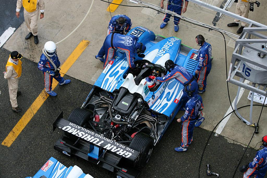 Pescarolo 01 Judd LMP1 - Chassis: 01-05 - Entrant: Pescarolo Sport  - 2007 24 Hours of Le Mans
