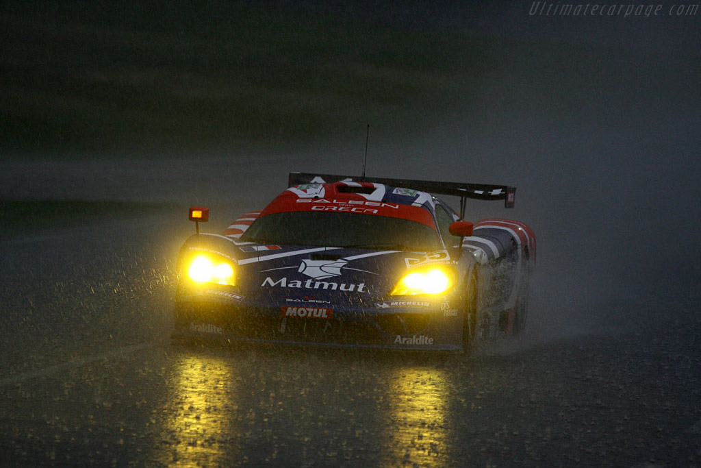 Saleen S7-R - Chassis: 066R - Entrant: Team Oreca  - 2007 24 Hours of Le Mans
