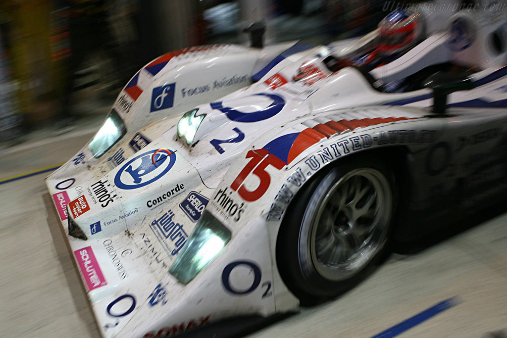 Skoda back at Le Mans - Chassis: B0610-HU03 - Entrant: Charouz Racing System  - 2007 24 Hours of Le Mans