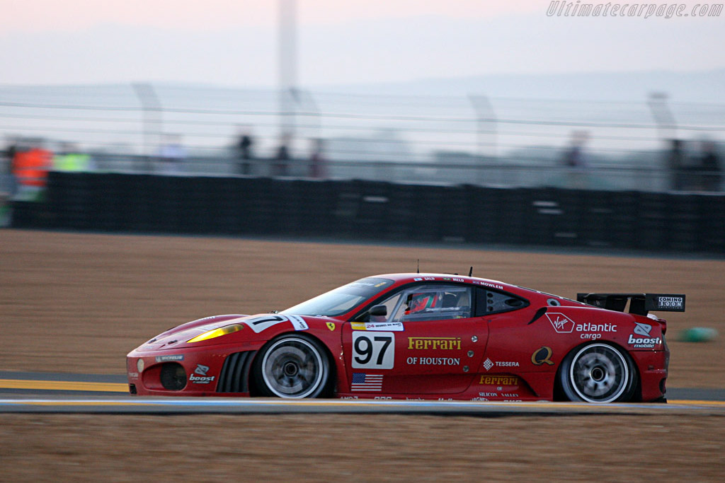 Sunrise - Chassis: 2406 - Entrant: Risi Competizione  - 2007 24 Hours of Le Mans