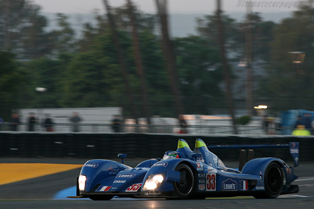 Sunrise - Chassis: 07S-03 - Entrant: Barazi Epsilon  - 2007 24 Hours of Le Mans