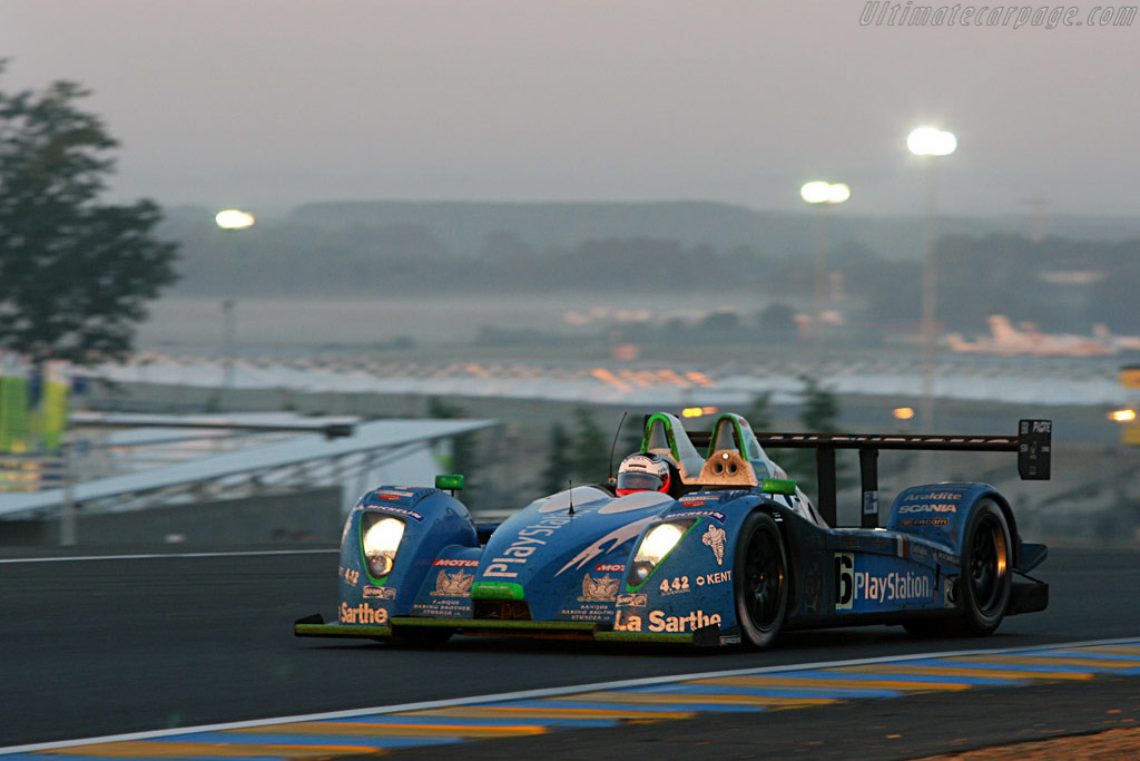 Sunrise - Chassis: 01-05 - Entrant: Pescarolo Sport  - 2007 24 Hours of Le Mans