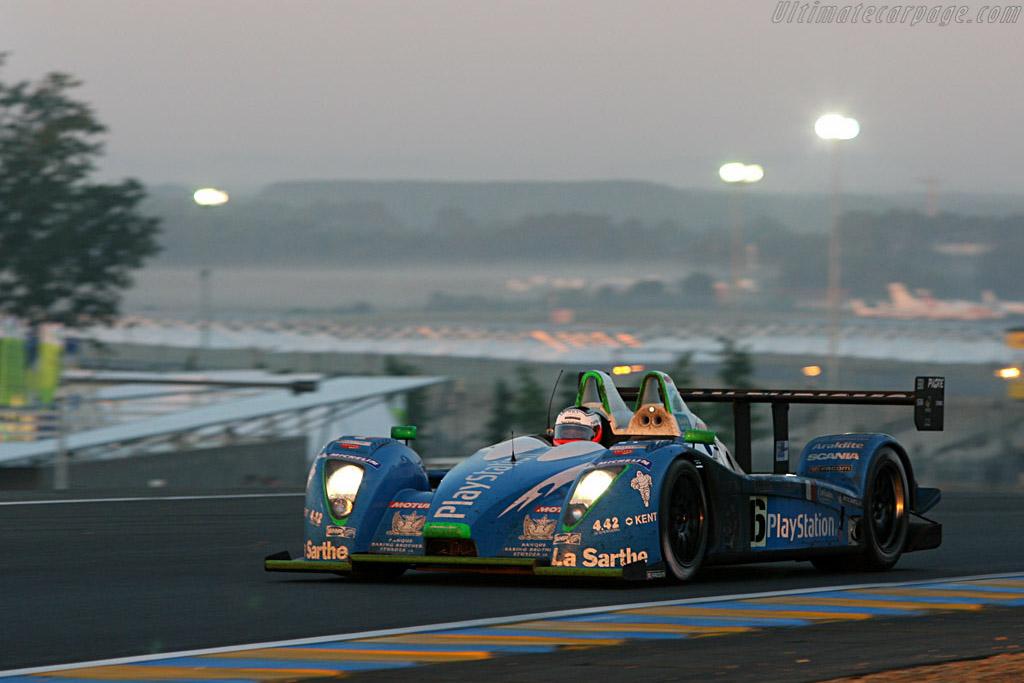 Sunrise - Chassis: 01-05 - Entrant: Pescarolo Sport  - 2007 24 Hours of Le Mans