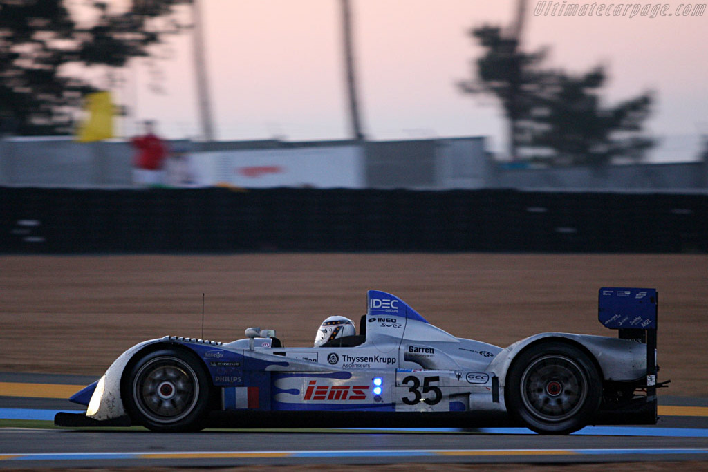 Sunrise - Chassis: LC70-2 - Entrant: Saulnier Racing  - 2007 24 Hours of Le Mans