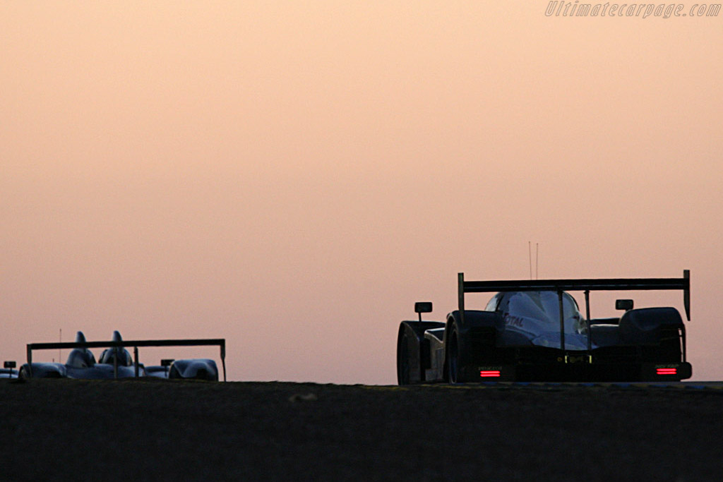 Sunrise - Chassis: 908-03 - Entrant: Team Peugeot Total  - 2007 24 Hours of Le Mans
