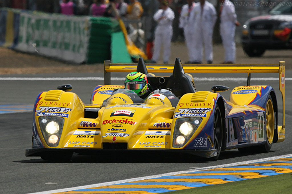T2M on the first of 56 laps - Chassis: S101.5-01 - Entrant: T2M Motorsport  - 2007 24 Hours of Le Mans