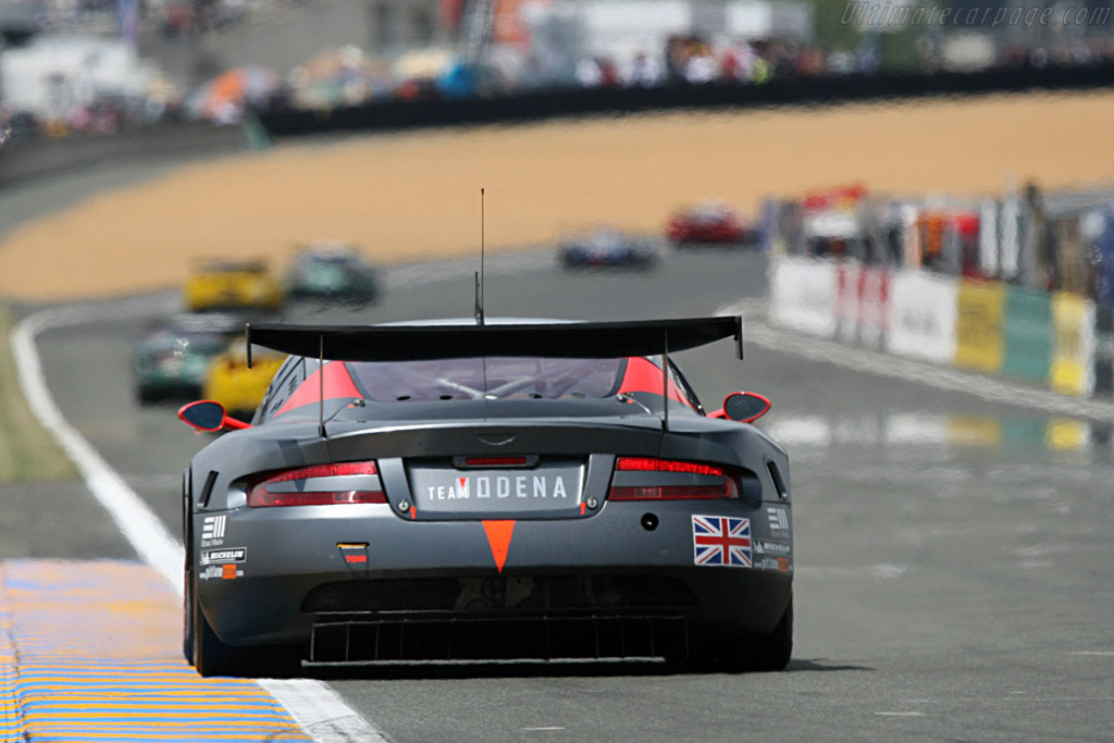 The GT1 top six from the other side - Chassis: DBR9/101 - Entrant: Team Modena - 2007 24 Hours of Le Mans