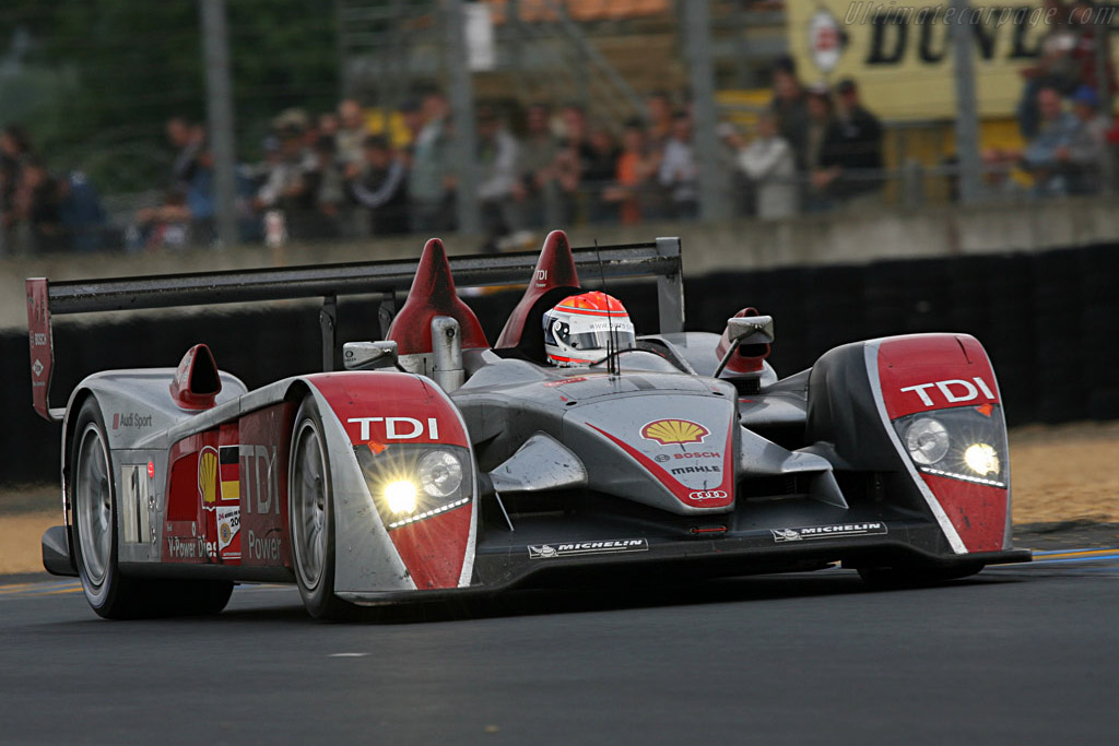 The Winners - Chassis: 202 - Entrant: Audi Sport North America  - 2007 24 Hours of Le Mans