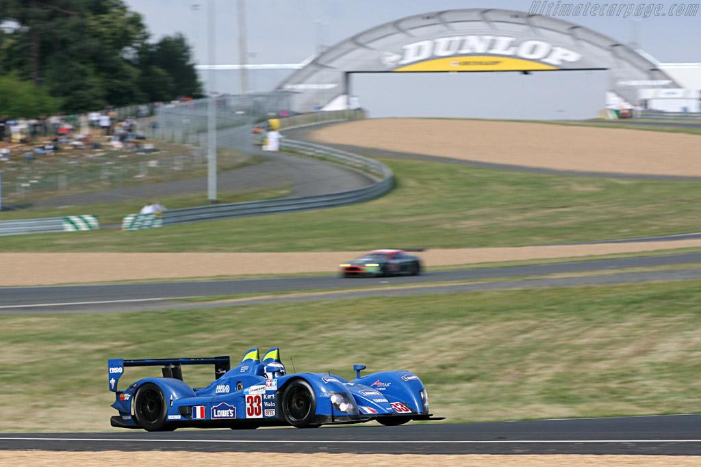 There is that bridge again - Chassis: 07S-03 - Entrant: Barazi Epsilon  - 2007 24 Hours of Le Mans