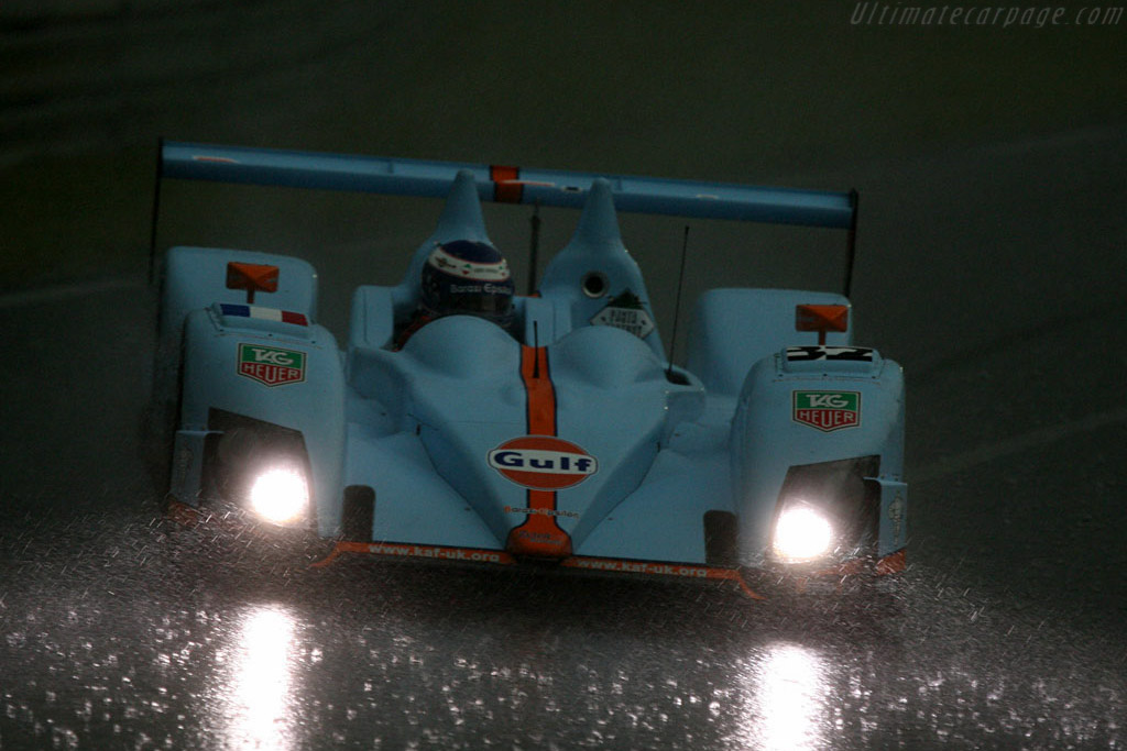 Zytek 07S/2 - Chassis: 07S-01 - Entrant: Barazi Epsilon  - 2007 24 Hours of Le Mans