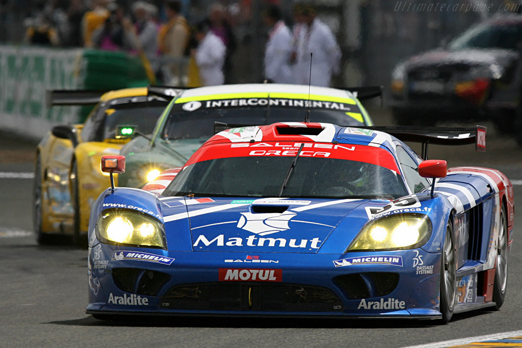 2007 Saleen S7 >> nose to tail - Chassis: 066R - Entrant: Team Oreca - 2007 24 Hours of Le Mans