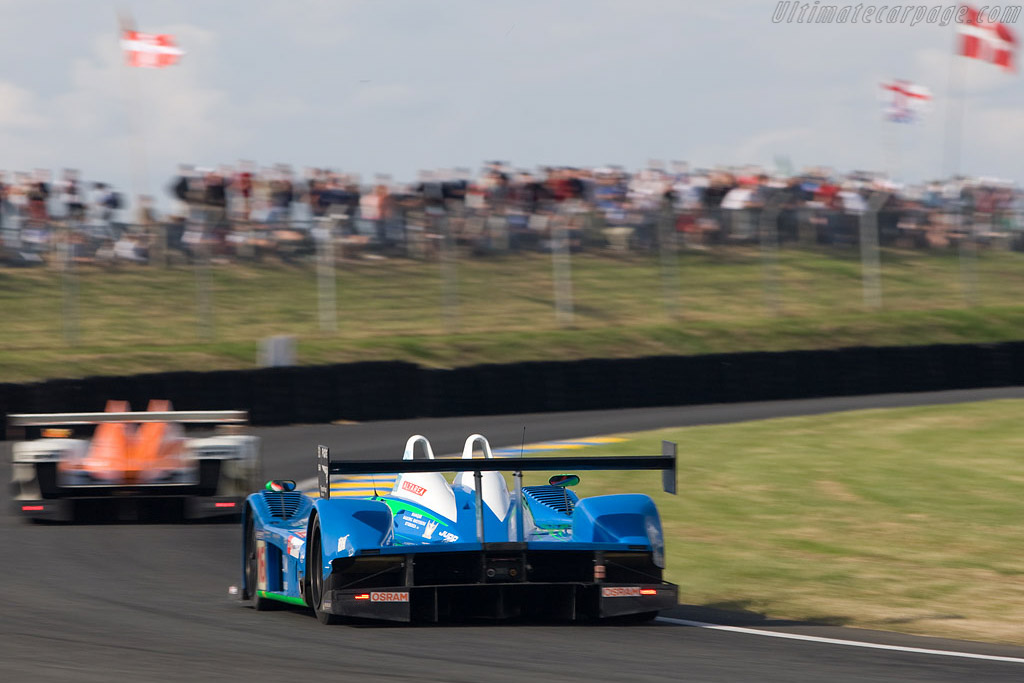 A Danish colony - Chassis: 01-01 - Entrant: Pescarolo Sport  - 2008 24 Hours of Le Mans