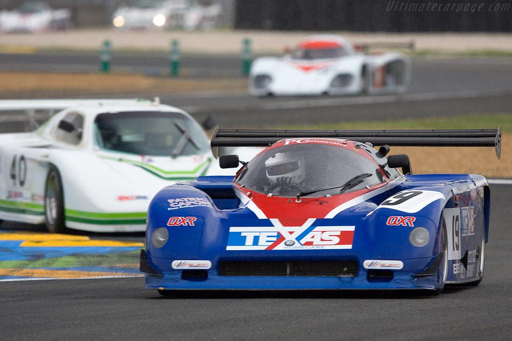 Argo JM19C - Chassis: JM19C-122-C2   - 2008 24 Hours of Le Mans