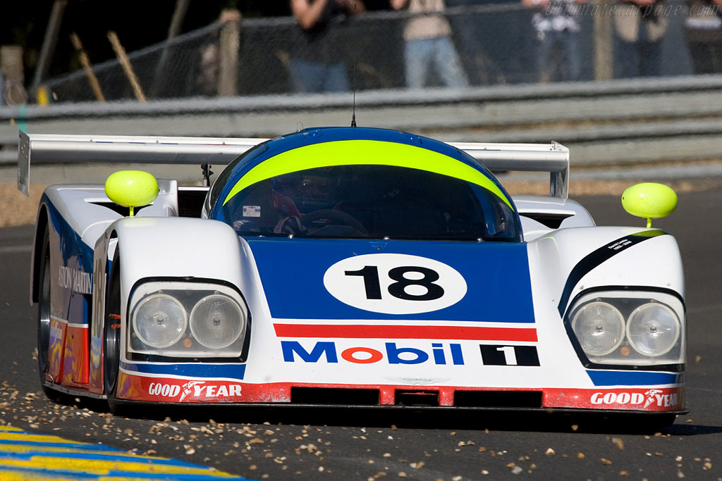 Aston Martin AMR1 - Chassis: AMR1 / 05   - 2008 24 Hours of Le Mans