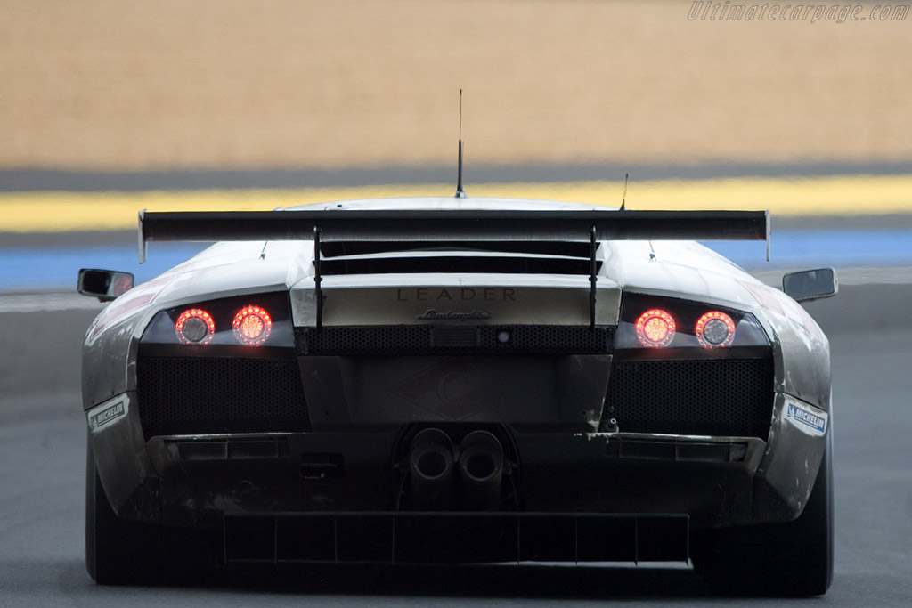 Best soundtrack of all 55 entrants - Chassis: LA01064 - Entrant: Interprogressbank Spartak Racing  - 2008 24 Hours of Le Mans