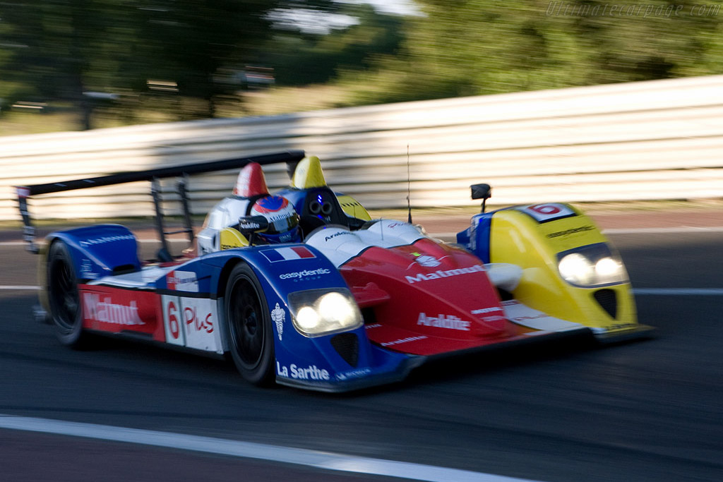 Courage-Oreca LC70 Judd - Chassis: LC70-10 - Entrant: Team Oreca Matmut  - 2008 24 Hours of Le Mans