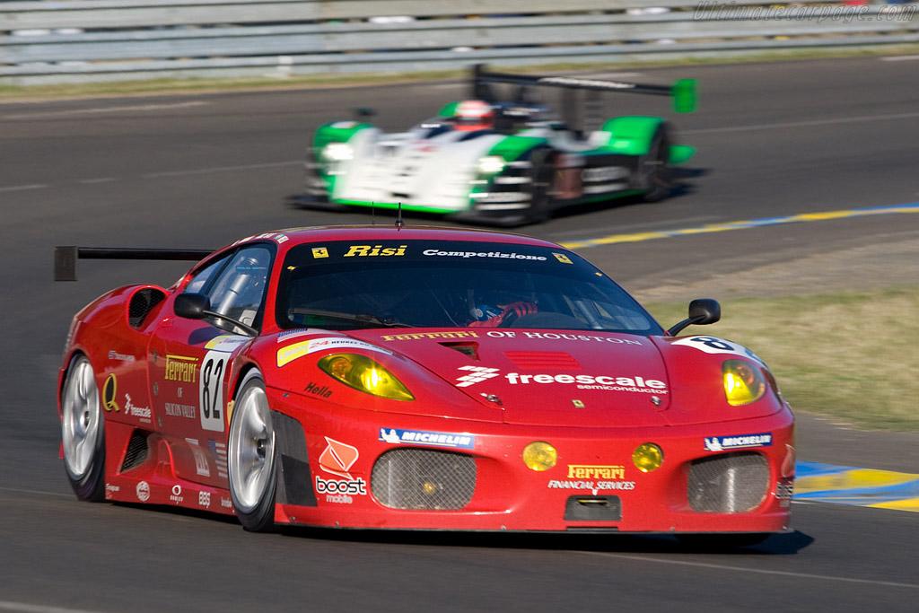 Ferrari F430 GTC - Chassis: 2606 - Entrant: Risi Competizione  - 2008 24 Hours of Le Mans