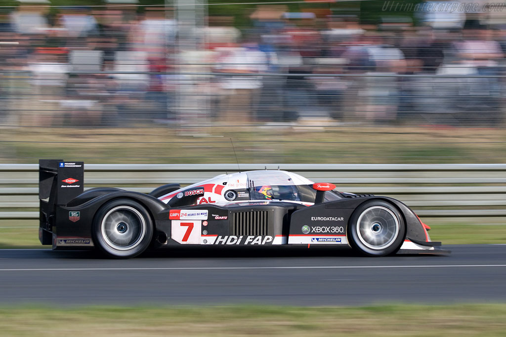 Jacques chasing that elusive Le Mans win - Chassis: 908-05 - Entrant: Team Peugeot Total  - 2008 24 Hours of Le Mans