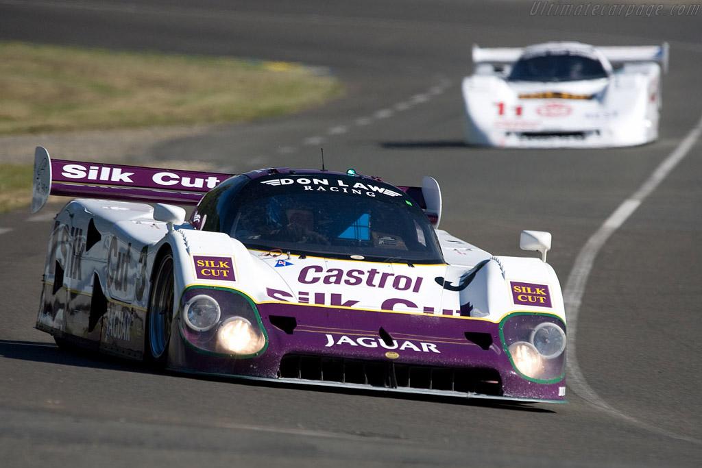 Jaguar XJR-12 - Chassis: J12-C-1090   - 2008 24 Hours of Le Mans