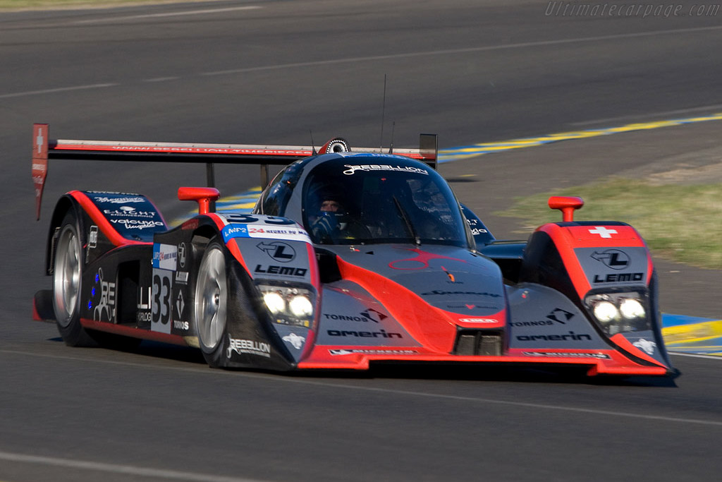 Lola B08/80 Judd - Chassis: B0880-HU01 - Entrant: Speedy Racing Team Sebah  - 2008 24 Hours of Le Mans