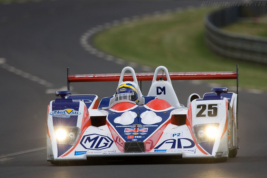 MG Lola EX264 - Chassis: B0540-HU05 - Entrant: RML  - 2008 24 Hours of Le Mans
