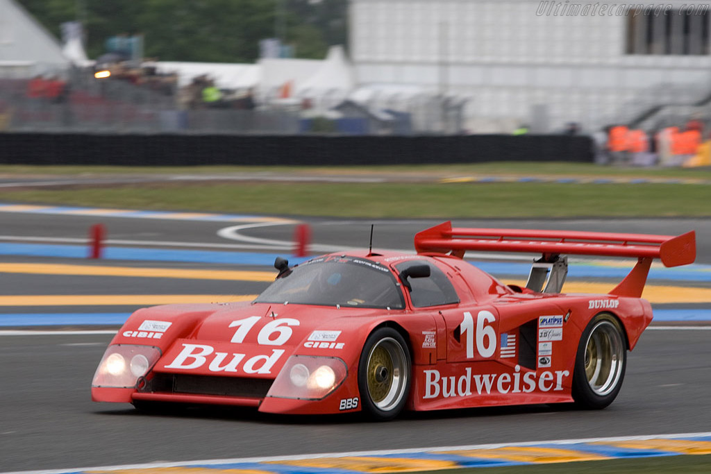 March 84G Chevrolet - Chassis: 84G/01   - 2008 24 Hours of Le Mans