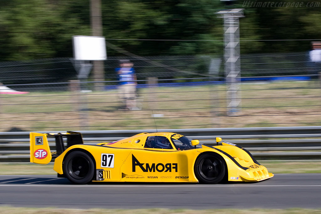 Nissan R90C-K - Chassis: R90C/7   - 2008 24 Hours of Le Mans